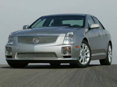 OEM Exterior Primary  2007 Cadillac STS-V