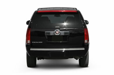 Rear Profile  2007 Cadillac Escalade