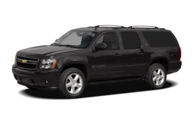 3/4 Front Glamour 2007 Chevrolet Suburban 2500