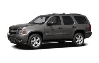 3/4 Front Glamour 2007 Chevrolet Tahoe