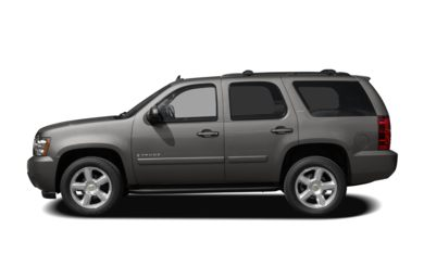 90 Degree Profile 2007 Chevrolet Tahoe