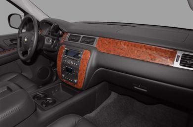 ... Interior Profile 2007 Chevrolet Tahoe ...