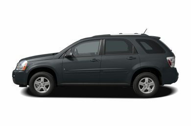 90 Degree Profile 2007 Chevrolet Equinox