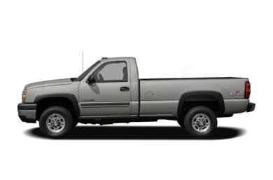 90 Degree Profile 2007 Chevrolet Silverado 2500HD Classic