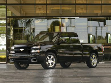 2007 chevrolet silverado 1500 ss classic styles features highlights. Black Bedroom Furniture Sets. Home Design Ideas