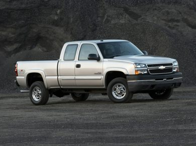 2007 chevrolet silverado 3500 styles features highlights. Black Bedroom Furniture Sets. Home Design Ideas