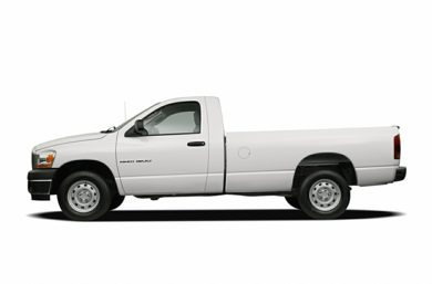 90 Degree Profile 2007 Dodge Ram 1500