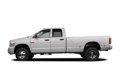 90 Degree Profile 2007 Dodge Ram 3500