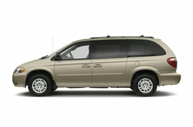 90 Degree Profile 2007 Dodge Grand Caravan