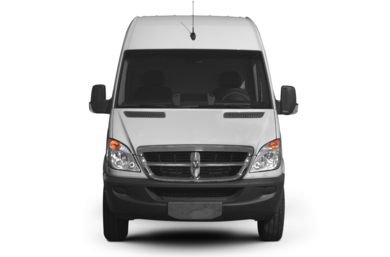 Grille  2007 Dodge Sprinter Van 2500