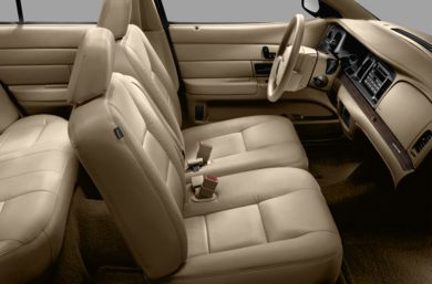 Interior Profile  2007 Ford Crown Victoria