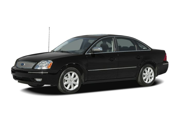 2007 ford five hundred specs safety rating mpg carsdirect. Cars Review. Best American Auto & Cars Review