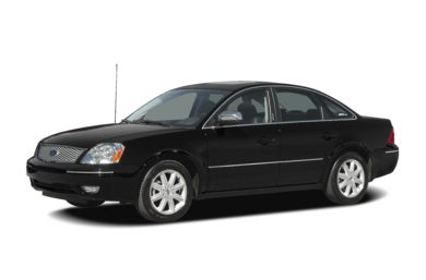 3/4 Front Glamour 2007 Ford Five Hundred
