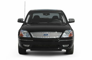 Grille  2007 Ford Five Hundred