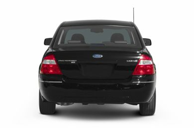 Rear Profile  2007 Ford Five Hundred