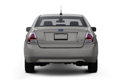 Rear Profile  2007 Ford Fusion