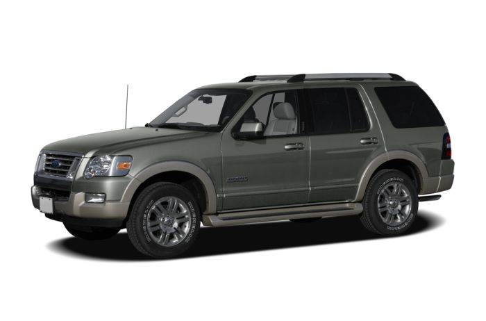 2007 ford explorer specs safety rating mpg carsdirect. Black Bedroom Furniture Sets. Home Design Ideas
