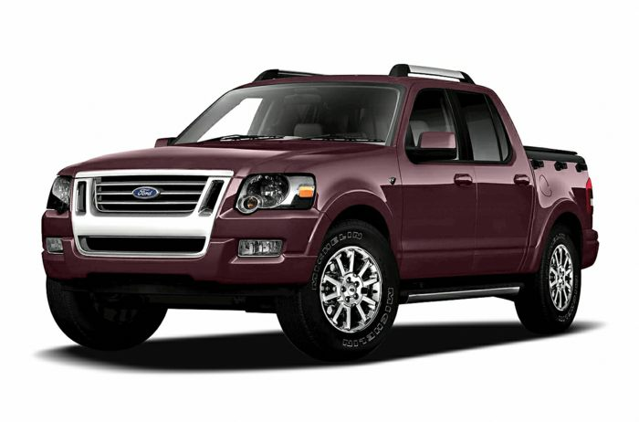 2007 ford explorer sport trac specs safety rating mpg. Black Bedroom Furniture Sets. Home Design Ideas