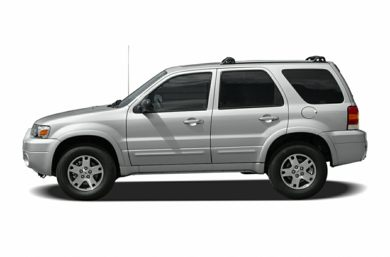90 Degree Profile 2007 Ford Escape