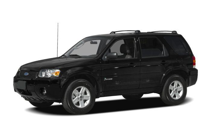 2007 ford escape hybrid specs safety rating mpg. Black Bedroom Furniture Sets. Home Design Ideas