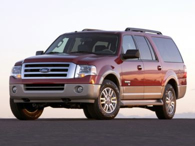 OEM Exterior Primary  2007 Ford Expedition EL
