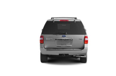 Surround Rear Profile 2007 Ford Expedition