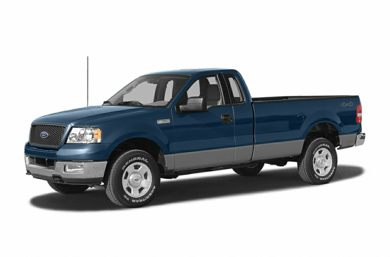 3/4 Front Glamour 2007 Ford F-150