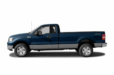 90 Degree Profile 2007 Ford F-150