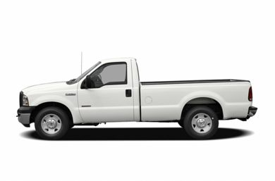 90 Degree Profile 2007 Ford F-250