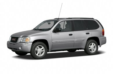 3/4 Front Glamour 2007 GMC Envoy