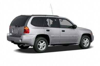 3/4 Rear Glamour  2007 GMC Envoy