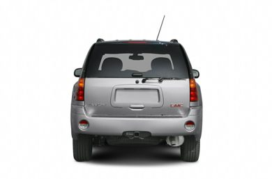 Rear Profile  2007 GMC Envoy