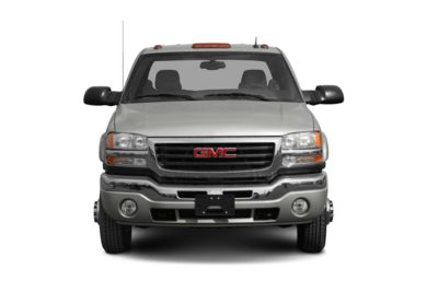 Grille  2007 GMC Sierra 3500 Classic