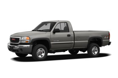 3/4 Front Glamour 2007 GMC Sierra 2500HD Classic
