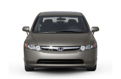 Grille  2007 Honda Civic