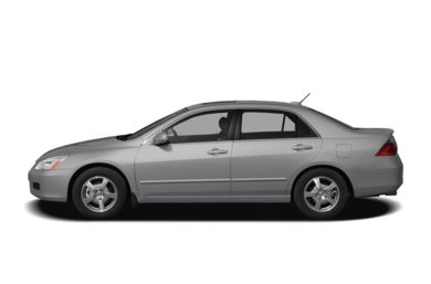 90 Degree Profile 2007 Honda Accord Hybrid