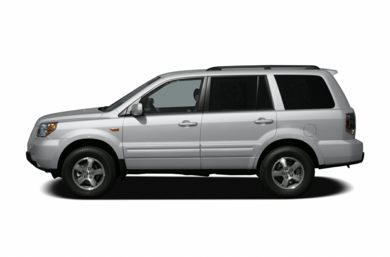 90 Degree Profile 2007 Honda Pilot