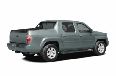 2007 honda ridgeline styles features highlights. Black Bedroom Furniture Sets. Home Design Ideas