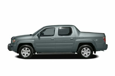 90 Degree Profile 2007 Honda Ridgeline