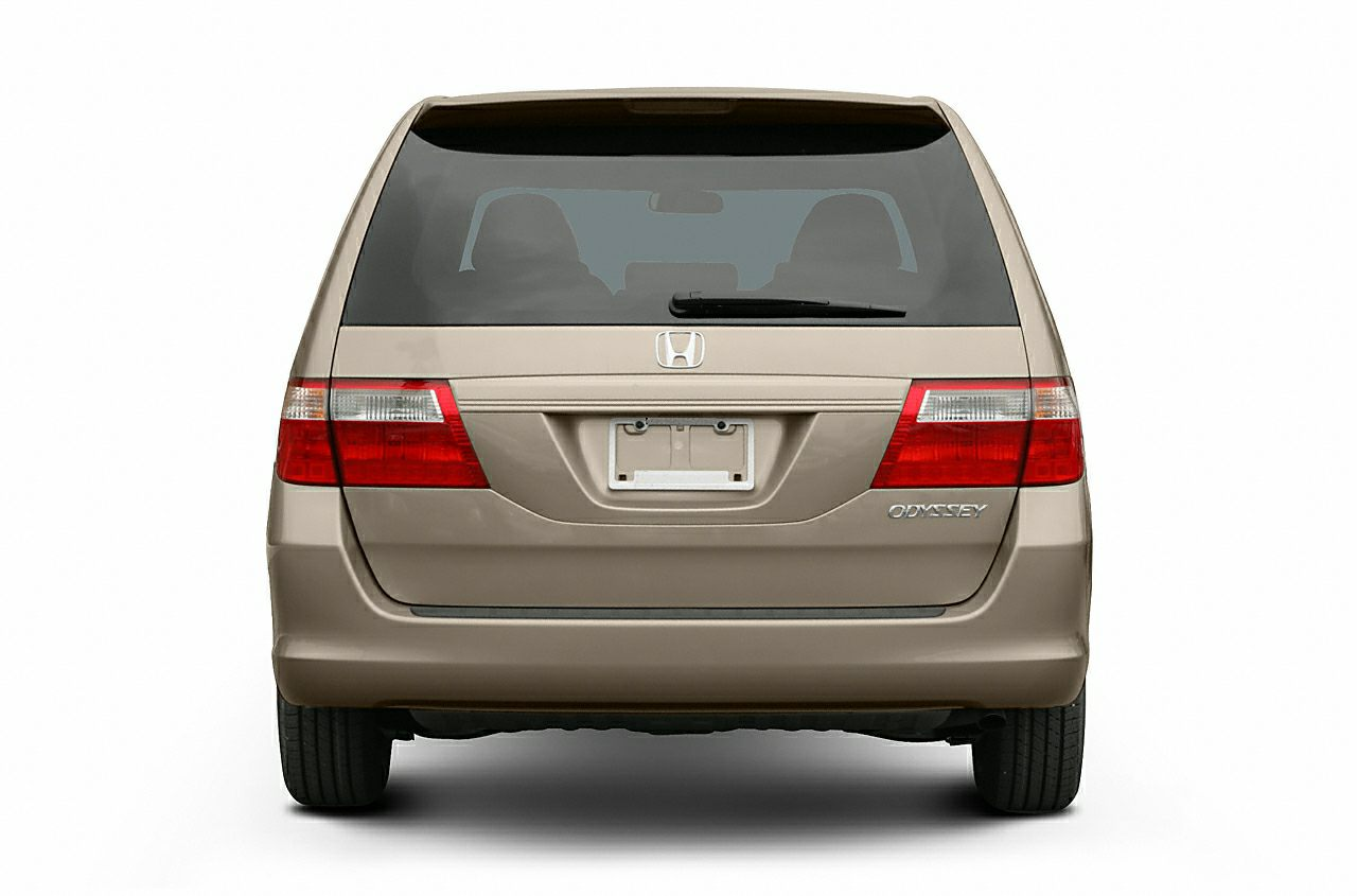 2007 Honda Odyssey Styles & Features Highlights