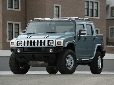 OEM Exterior Primary  2007 HUMMER H2 SUT