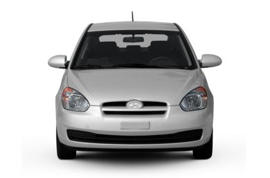 Grille  2007 Hyundai Accent