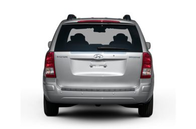 Rear Profile  2007 Hyundai Entourage
