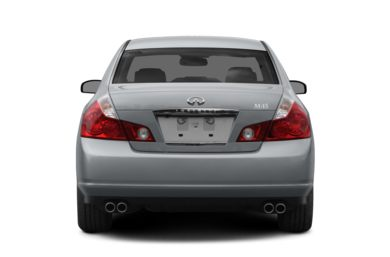 90 Degree Profile 2007 INFINITI M45