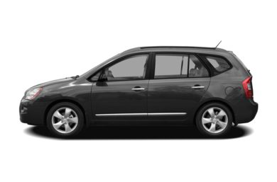 90 Degree Profile 2007 Kia Rondo