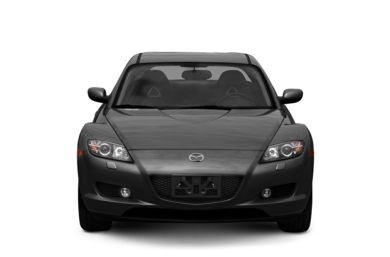 Grille  2007 Mazda RX-8