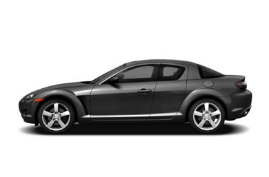 90 Degree Profile 2007 Mazda RX-8