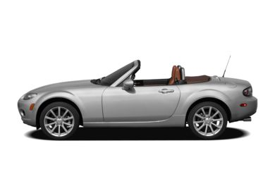 90 Degree Profile 2007 Mazda MX-5