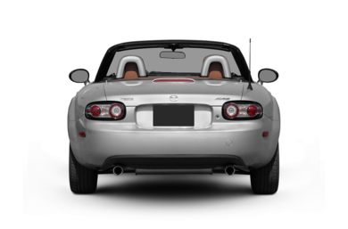 Rear Profile  2007 Mazda MX-5