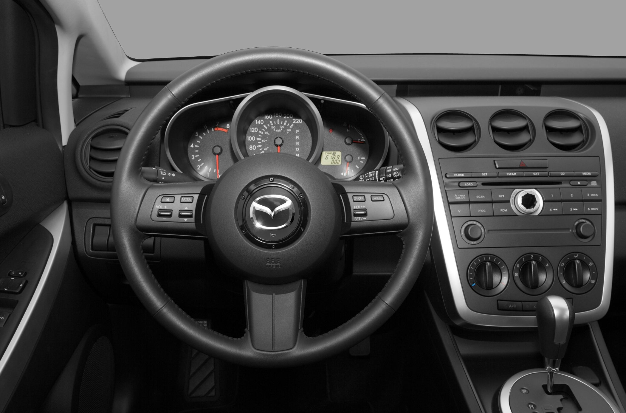 Steering Wheel  2007 Mazda CX-7